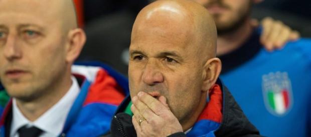 Italia - Inglaterra: última convocatoria para el entrenador Di Biagio