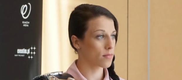 Joanna Jedrzejczyk [Image via Wikipedia]