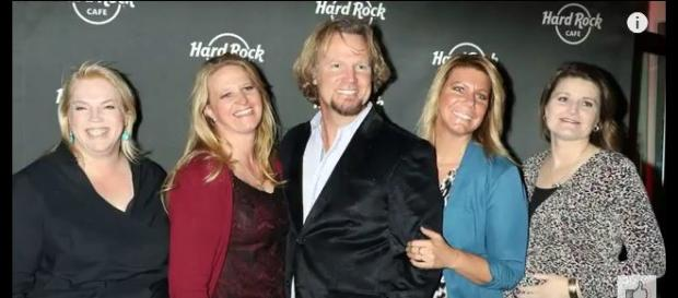 Kody Brown and his 'Sister Wives.' - [Image from Free Travel / YouTube screencap]
