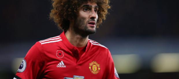 Man Utd transfer news: Arsenal want to sign Marouane Fellaini ... - metro.co.uk