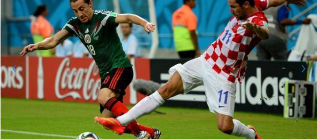México tendrá la oportunidad de ganar por la ausencia de jugadores estrellas Croatas.