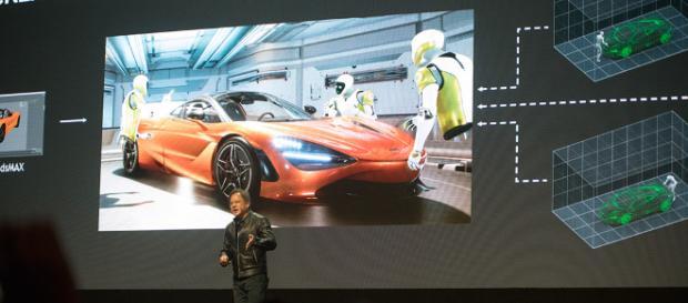 NVIDIA tecnologías de inteligencia artificial para mejorar el proceso de pruebas en vehículos autónomos