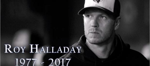 Roy Halladay passed away last November - images - Sporting Videos / YouTube