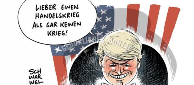 Schwarwel Karikatur - schwarwel-karikatur.com