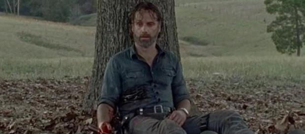The Walking Dead : Rick en réél danger ?
