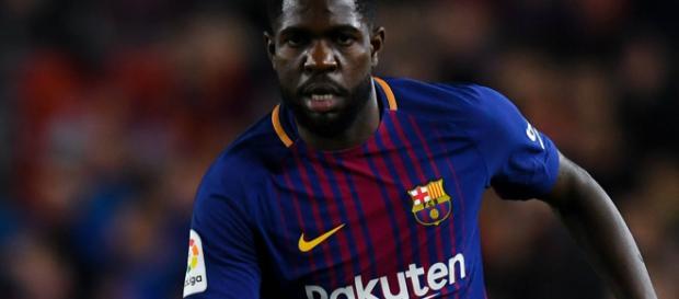 Umtiti podria dejar al Barcelona