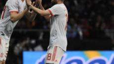 Marcos Alonso hace historia del fútbol con su debut en España