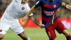 Barcelona-Roma, un duelo de titanes