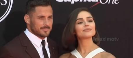 Danny Amendola and Olivia Culpo dated for two years (Image Credit: MaximoTV/YouTube)