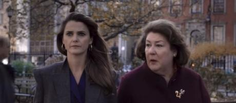 Elizabeth and Claudia in The Americans [image credit - TV Promos | YouTube ]