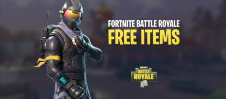 """""""Fortnite Battle Royale"""" players are getting more free items! Image Credit: Own work"""