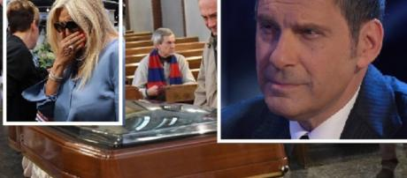 Funerali Fabrizio Frizzi, conduttore Rai
