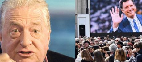 Funerali Fabrizio Frizzi: Gianfranco D'angelo è stato respinto, l'amarezza del comico