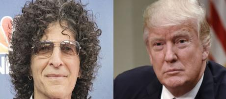 Howard Stern, Donald Trump, via Twitter