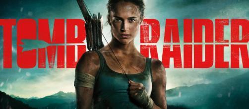 Alicia Vikander, Tomb Raider - okuroku.com
