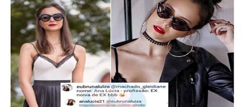 Ana Lúcia foi direta na resposta ( Reprodução - Instagram )