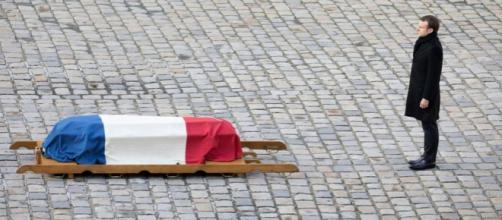 Arnaud Beltrame : L'émouvant hommage de la Nation