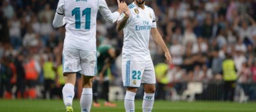 Bale e Isco pudieran salir del Madrid