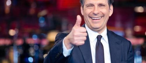 Commosso addio al popolare conduttore tv Fabrizio Frizzi