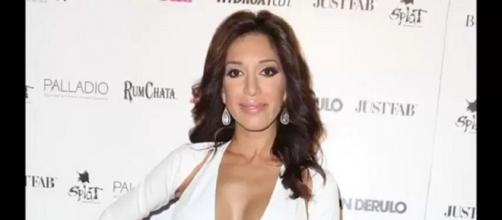 Former MTV reality star Farrah Abraham. - [Image from USA news & more / YouTube screencap]