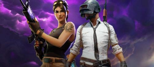 "GameSpot on Twitter: ""PUBG vs. Fortnite: Is Epic's Battle Royale ... - twitter.com"