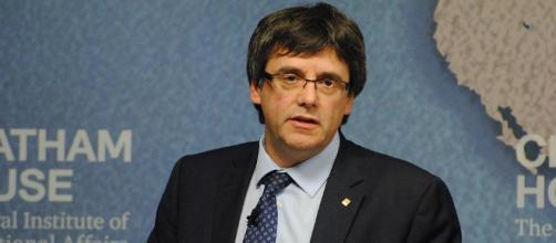 Jornada en el Parlament de Cataluña