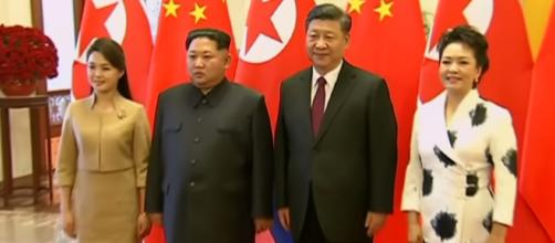 Kim's secret envoy to China looks to be a positive sign for peace [Image via CBS This Morning / YouTube Screencap]