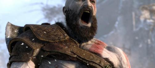 Kratos: el fantasma de Esparta.