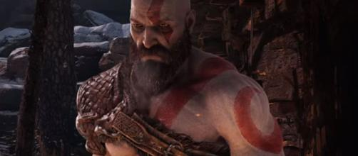 Kratos God of War - Image credit - PlayStation | YouTube