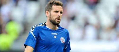 L1 - Strasbourg : Benjamin Corgnet absent quatre à six semaines ... - football365.fr
