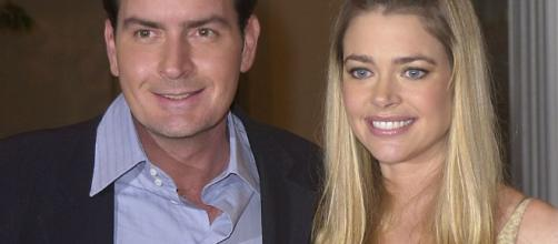 La ex mujer de Charlie Sheen, se siente realizada con su nueva pareja