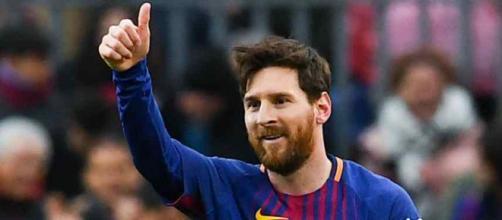Leo Messi está atento ao que se passa em Barcelona