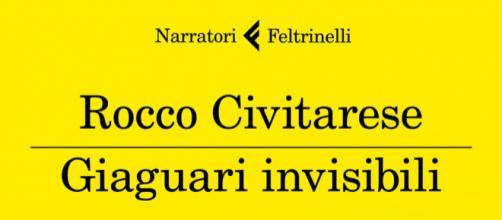 Libro di esordio per Rocco Civitarese