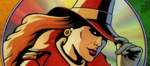 Netflix is planning a live-action film based on the popular Carmen Sandiego. - [Photo Credit: Woochit Entertainment / YouTube screencap]