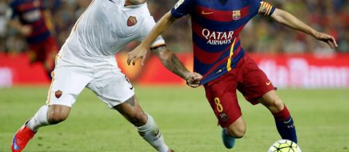 Roma y Barcelona se verán las caras esta semana