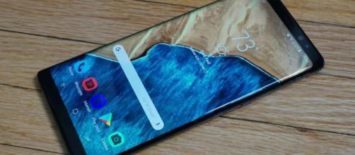 Samsung está atrasado con la biometría