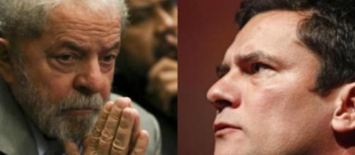Sérgio Moro fica indignado com acusações da defesa de Lula