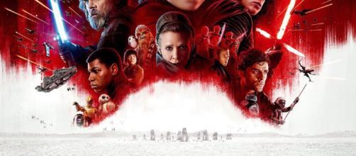 Star Wars: El último sitio web japonés Jedi enfatiza las historias.