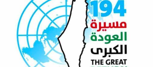 """Tra qualche giorno o al massimo tra qualche settimana ci sarà la marcia per il """"diritto al ritorno del popolo palestinese"""""""