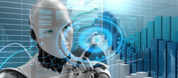 Artificial Intelligence. A Humanoid Robot. (Image Credit: geralt/ Pixabay)