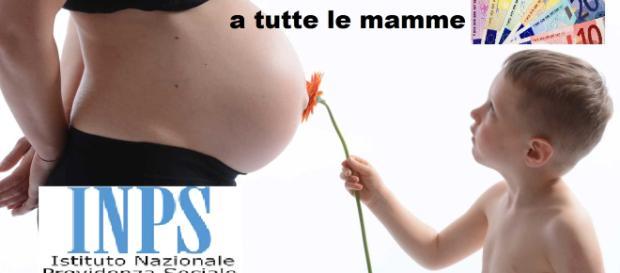 Bonus Inps, 800 euro a tutte le mamme. Mamma domani. PREMIO DI NASCITA