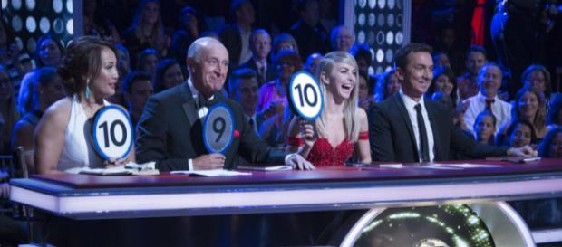 Dancing with the Stars': Julianne Hough from screenshot