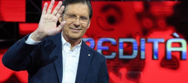 Fabrizio Frizzi la vera malattia