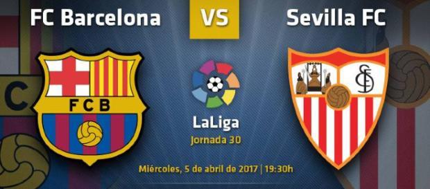 Fc barcelona-sevilla (liga santander, 30ª jornada) post oficial ... - blaugranas.com