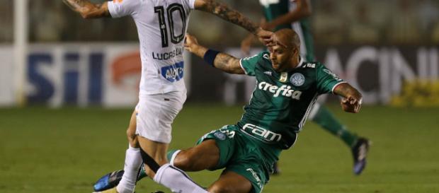 Felipe Melo disse que investimento alto não é garantia de título