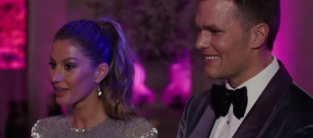 Gisele Bundchen said she wants Tom Brady to be happy (Image Credit: Vogue/YouTube)