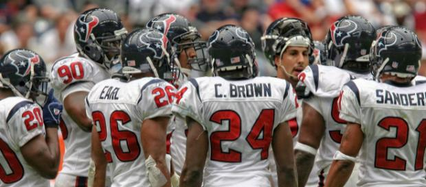 Houston Texans benefited from a change at QB. Image by Keith Johnston Pixabay