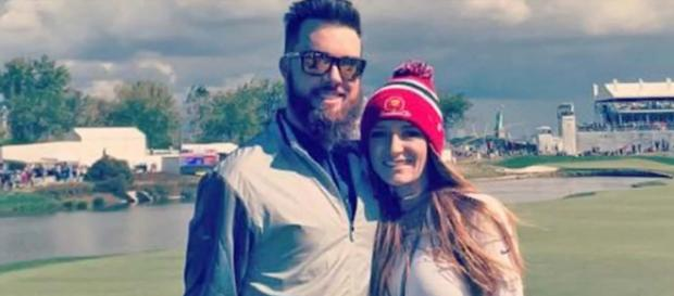 'Teen Mom OG' star Maci Bookout and husband Taylor have filed Orders of Protection against Ryan Edwards after arrest. [Image E! News/YouTube]