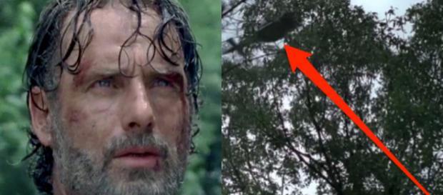 The Walking Dead : Les dernières hypothèses concernant l'hélicoptère