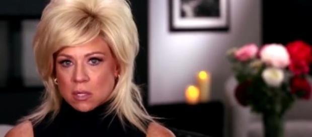 Theresa Caputo from a screenshot of show